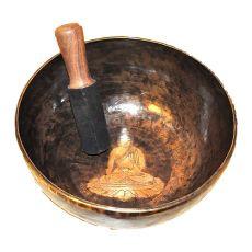 Bubny, didgeridoo, tibetské mísy, muzikoterapie