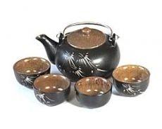 Čajová keramika a potřeby