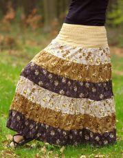 Zobrazit detail - Dámská letní sukně LAURA VII bavlna
