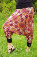 Zobrazit detail - Dámské letní turecké kalhoty HENTAI