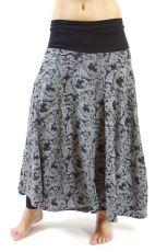 Zobrazit detail - Dámská dlouhá sukně LOLA LONG z teplejšího materiálu