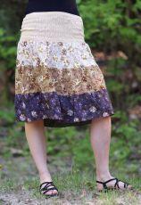 Zobrazit detail - Dámská letní sukně LAURA VII midi bavlna