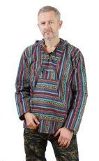 Zobrazit detail - Mikina KENAVI MEXICANO, bavlna (bez podšívky), Nepál