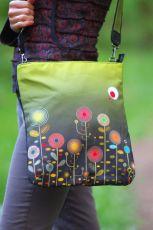 Zobrazit detail - Uni taška - kabelka - přes rameno z odolnějšího materiálu