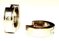 Náušnice ocel - ornament