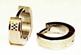 Náušnice ocel - SKA TS0002 003