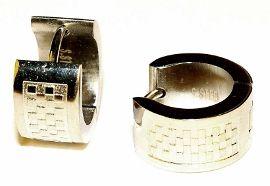 Náušnice ocel - SKA TS0002 007