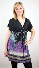 Dámské šaty - tunika - LUNA