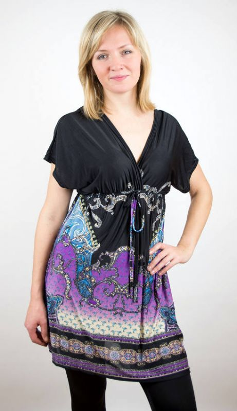 Dámské šaty - tunika - LUNA TT0023 00 008