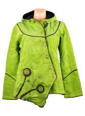 Dámské kabátky a kabáty z Nepálu pro období podzim,  zima,  jaro