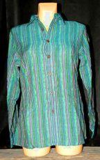 Dámské košile pro praktické ženy.