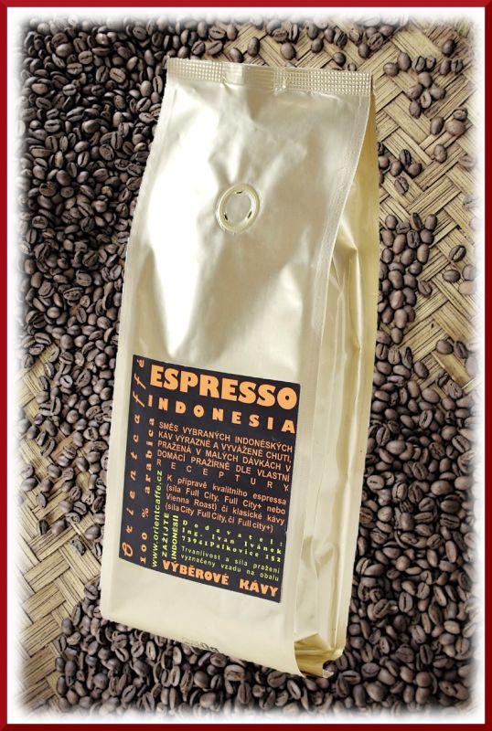 Espresso Indonesia 500g