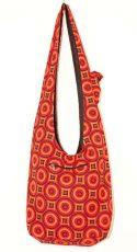 Jednoduché tašky a vaky bavlněné