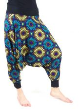 Kalhoty HENTAI (hrubší vzdušný úpletový materiál)