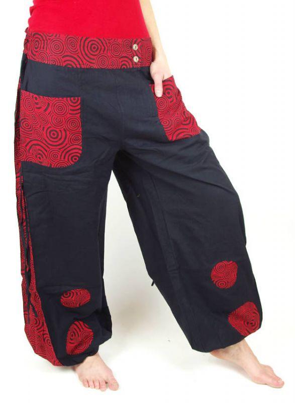 Kalhoty JAIPUR, bavlna, Nepál NT0053 21 008 KENAVI