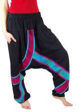 Kalhoty MYSTERY TRANS, úpletová bavlna Nepál