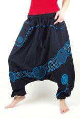 Kalhoty ORBITAL, ruční práce Nepál
