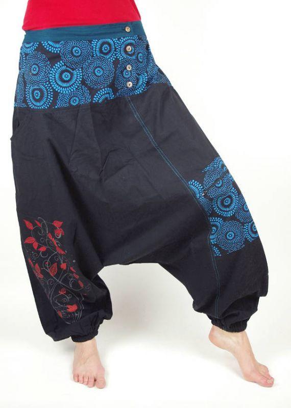 Kalhoty SALOME, ruční práce Nepál NT0053 30 001 KENAVI