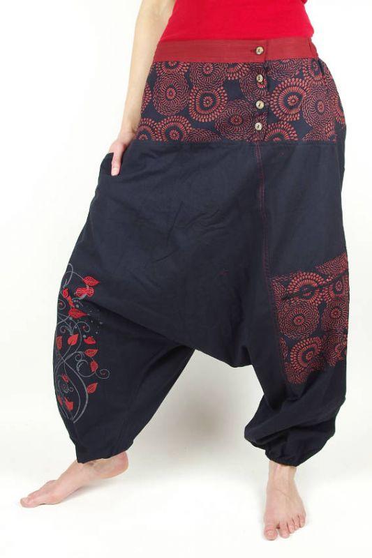 Kalhoty SALOME, ruční práce Nepál NT0053 30 002