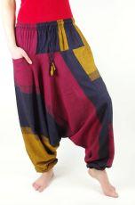 Kalhoty turecké GOLD NEO, bavlna Nepál