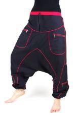 Kalhoty UNIVERSAL 2, pevná bavlna Nepál