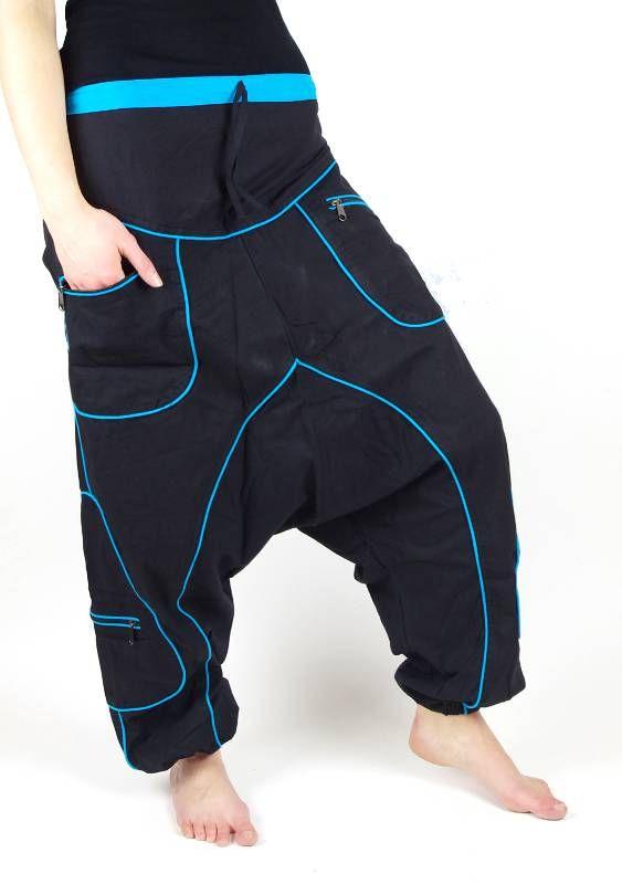 Kalhoty UNIVERSAL 2, pevná bavlna Nepál NT0053 24 007 KENAVI