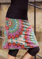 Krátká dámská letní sukně LOLA SEMI MIDI