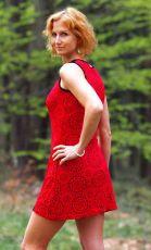 Letní dámské šaty KIRIBATI, viskóza Nepál NT0048 11 003