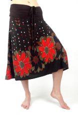 Dámská letní sukně / šaty s potiskem
