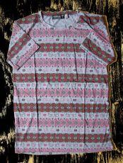 Pánské tričko s ethno dekorem TRIPLE T, L