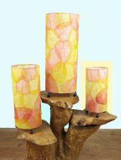 Stolní interiérová lampa (stínítko) FICUS 30 cm