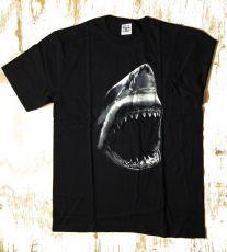 Tričko pánské s atraktivním potiskem velikost L, brand Fifty Five