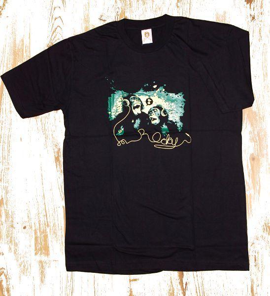 Tričko pánské s atraktivním potiskem velikost L Rocky Collection TT0025 091