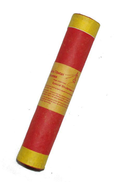 Bhútánské vonné tyčinky RED SUR ND0010 01 002