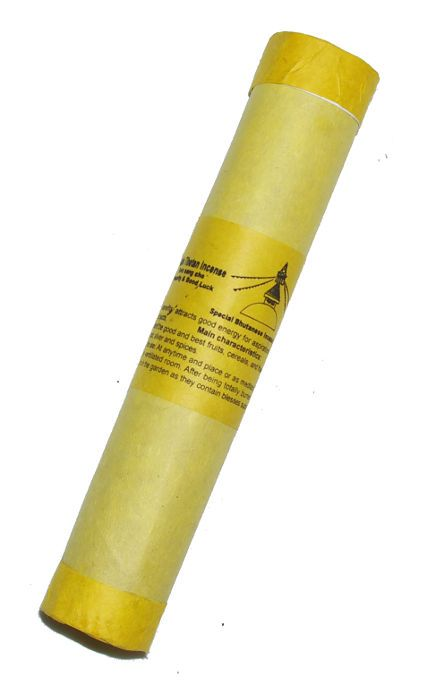 Bhútánské vonné tyčinky REVO SANG CHO ND0010 01 004
