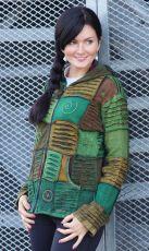 Bundička RAZOR PATCH EMBRO, ruční práce Nepál
