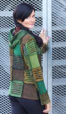 Bundička RAZOR PATCH EMBRO, ruční práce Nepál NT0023 00 012 KENAVI