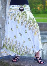 kopie Dámská letní dlouhá sukně LAURA, bavlna Thajsko