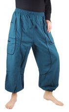 Pánské bavlněné kalhoty SAHEL z Nepálu