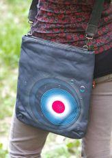 Uni taška - kabelka - přes rameno z odolnějšího materiálu