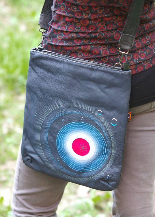Uni taška - kabelka - přes rameno z odolnějšího materiálu TT0105 01 004