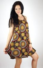 kopie Dámské letní šaty z pružného materiálu, ležérní styl