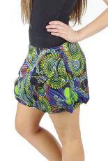 Dámská letní krátká sukně BALOON 1 MINI, 100% bavlna