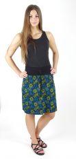 Dámská letní krátká sukně CALIENTE, bavlna Nepál