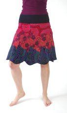 Dámská letní krátká sukně ROMA, bavlna Nepál