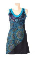Dámskě letní šaty SEMIRAMI, ruční výroba Nepál