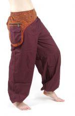 Dámské kalhoty TUAREG, bavlna, Nepál