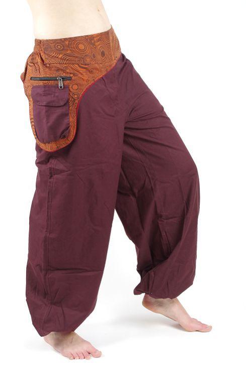 Dámské kalhoty TUAREG, bavlna, Nepál NT0053 33 002 KENAVI