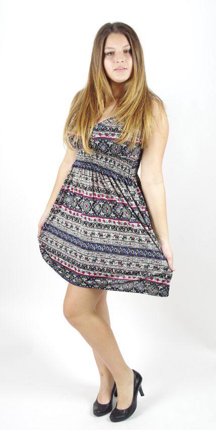 Dámské letní šaty COMET TT0023 00 069