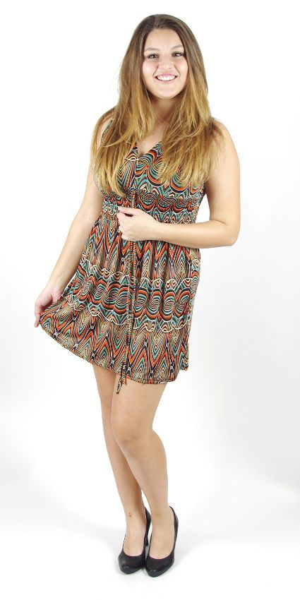 Dámské letní šaty GALAXY TT0023 00 071